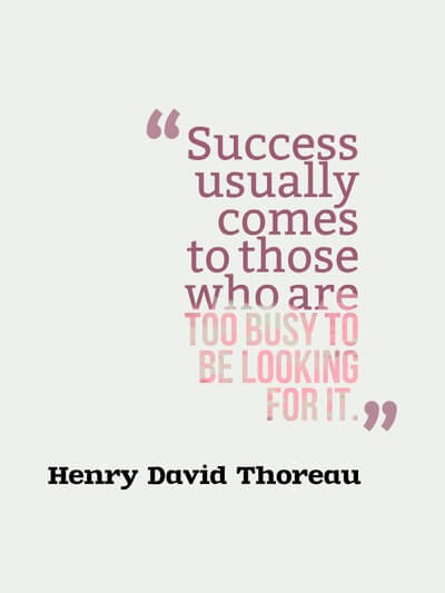 famous quotes about success success comes to those